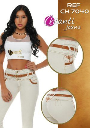 Pantalon colombiano 7040