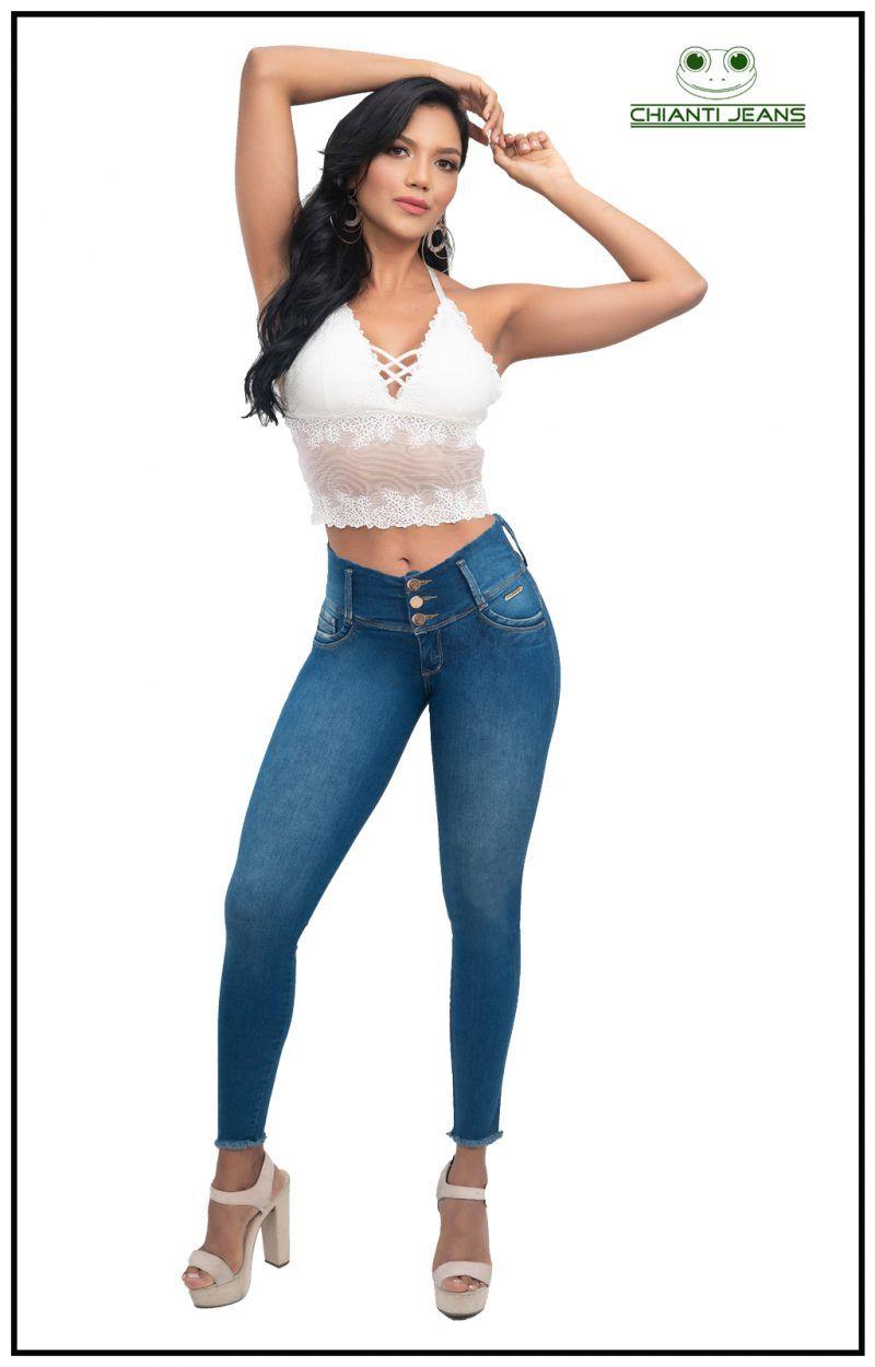 Pantalon colombiano Chianti Jeans