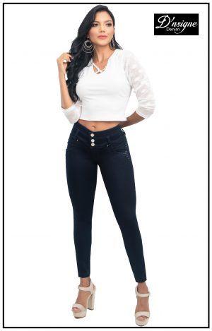 Pantalon colombianao negro